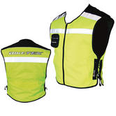 View Item Biketek Hi-Vis Reflective Urban Gilet Vest
