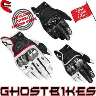 View Item Alpinestars 2012 Octane S-Moto Gloves