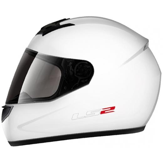 LS2 FF351 SINGLE MONO FULL FACE LIGHTWEIGHT MOTORBIKE MOTORCYCLE CRASH