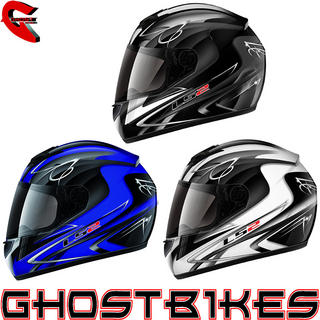 View Item LS2 FF351 Diamond 2 Motorcycle Helmet