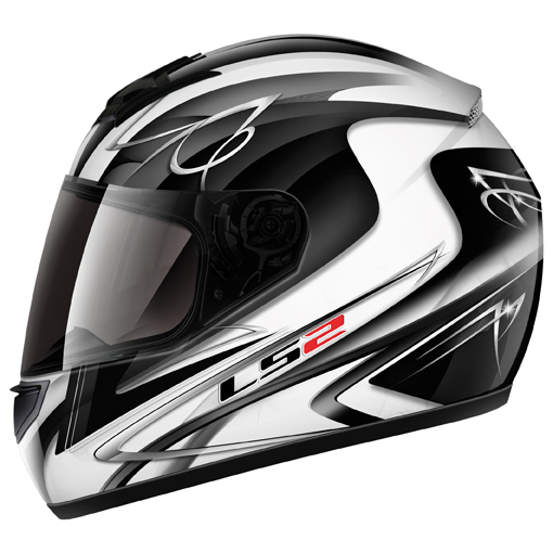LS2-FF351-DIAMOND-2-FULL-FACE-POLYCARBONATE-MOTORBIKE-MOTORCYCLE-CRASH-HELMET