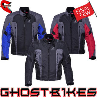 Black Razor Motorcycle Jacket