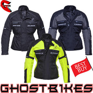 View Item Black Tourmaster Motorcycle Jacket