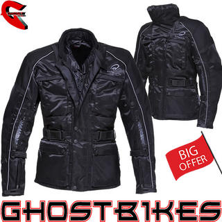 View Item Black Cool-It Pro Motorcycle Jacket