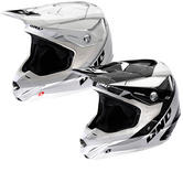 One Industries Atom Trace Motocross Helmet
