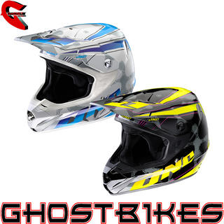 View Item One Industries Atom Napalm Motocross Helmet