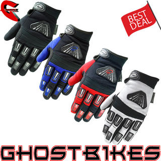 View Item Black Dynamite Motocross Gloves