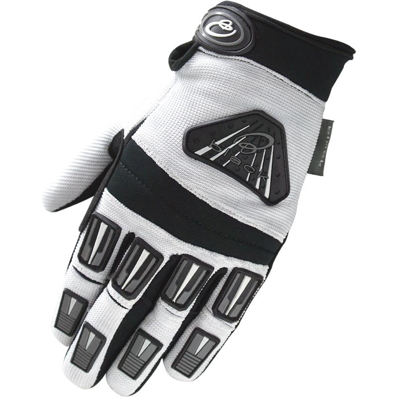 Black Dynamite Off Road MX Enduro Quad Dirt Bike Motocross Gloves GhostBikes