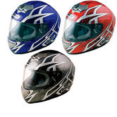 View Item Box BX-1 Web Motorcycle Helmet