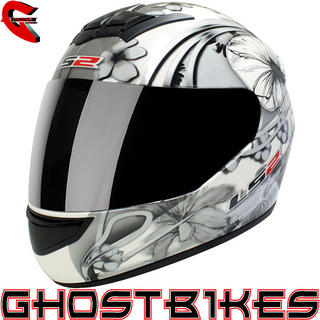 View Item LS2 FF351 Stardust 3 Motorcycle Helmet