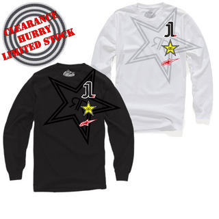 Alpinestars Jorge Lorenzo Rockstar EL UNO L/S Shirt