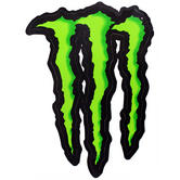 View Item Monster Energy Claw Sticker