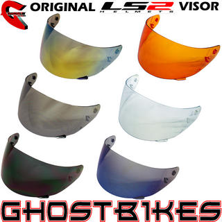 LS2 FF384 FF351 Helmet Visors