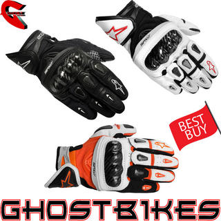 View Item Alpinestars 2012 SP-X Motorcycle Gloves