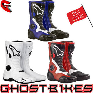 Alpinestars S-MX 5 Motorcycle Boots
