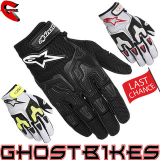 View Item Alpinestars SMX-3 Air Motorcycle Gloves