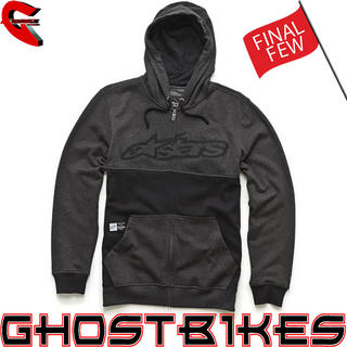 View Item Alpinestars 2013 Slag Zip Up Hoodie