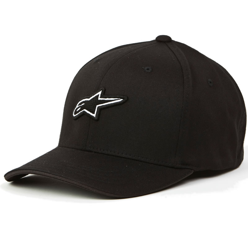Us Auto Sales Payment >> ALPINESTARS 2013 GENUINE LOGO RAISED FLEX FIT ELASTIC CAP ...