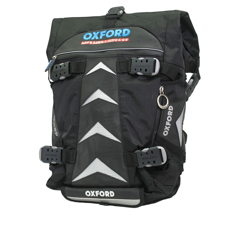 OXFORD RT30 MOTORCYCLE MOTORBIKE TAILPACK TAILBAG PANNIER LUGGAGE 30L OL300  Enlarged Preview