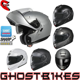 View Item Shoei Neotec Motorcycle Helmet