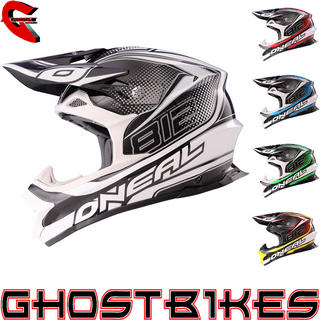 View Item Oneal 812 Graphic Motocross Helmet