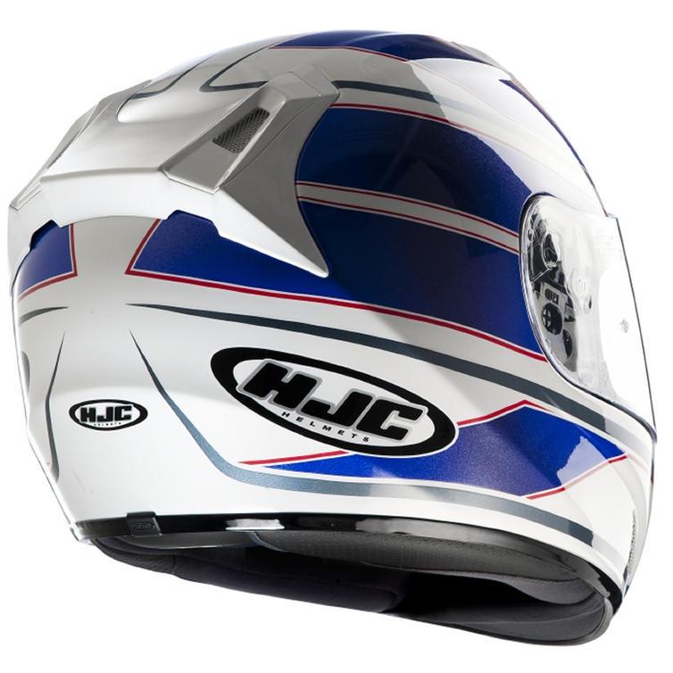 hjc fg 15 arrowy motorcycle helmet full face helmets. Black Bedroom Furniture Sets. Home Design Ideas