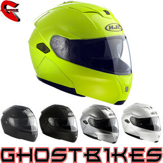 View Item HJC SY-MAX 3 Flip Front Motorcycle Helmet
