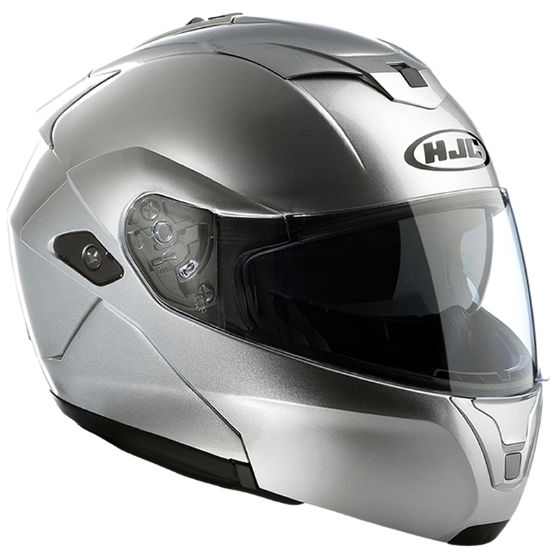 casque moto hjc sy max iii 3 devant modulable relevable uni ghostbikes ebay. Black Bedroom Furniture Sets. Home Design Ideas