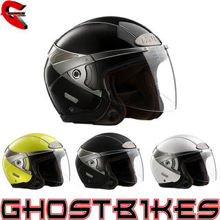 View Item HJC Arty Open Face Motorcycle Helmet