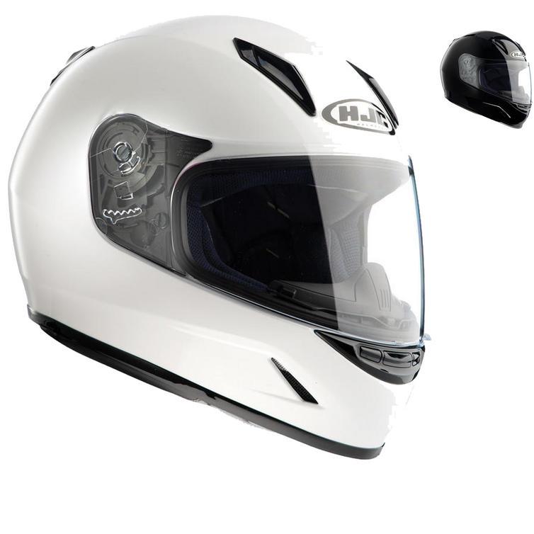 HJC CL-Y Plain Youth Motorcycle Helmet