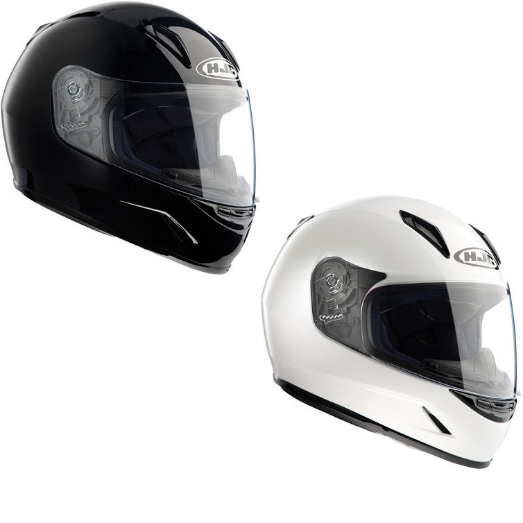 HJC CL-Y Plain Youth Motorcycle Helmet