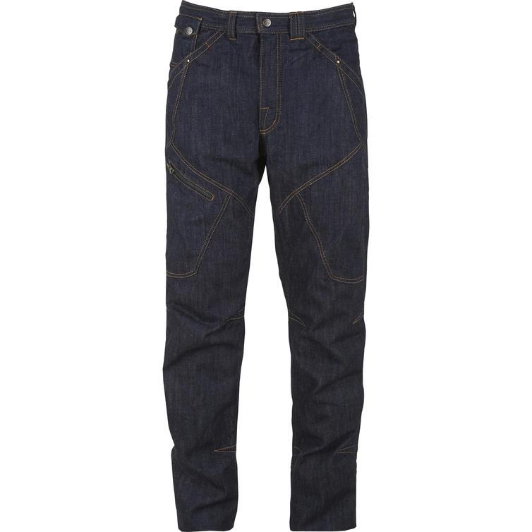 6291-561 48 - Furygan Jean D03 Blue Motorcycle Jeans 48 (UK 38)