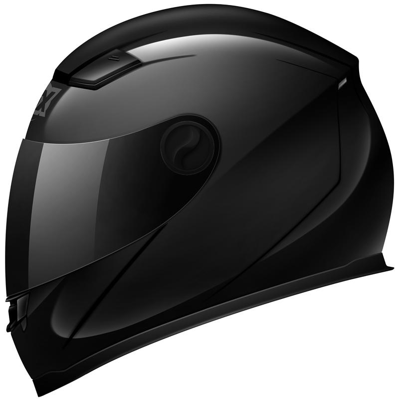 shox sniper solid motorrad helm xl schwarz matt. Black Bedroom Furniture Sets. Home Design Ideas