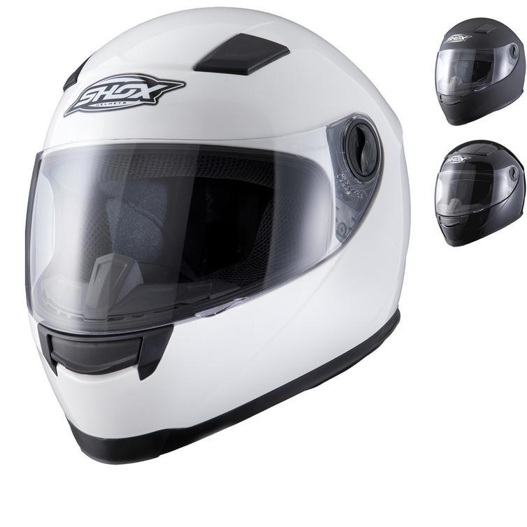 Shox Sniper Motorcycle Helmet