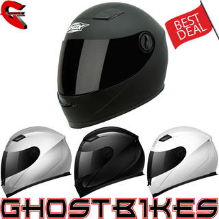View Item Shox Sniper Motorcycle Helmet