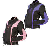 Armr Moto Jojo Ladies Motorcycle Jacket