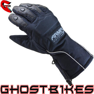 View Item Armr Moto WP-19 Motorcycle Gloves
