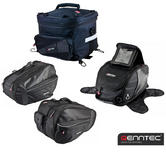 Renntec Tour Motorcycle Luggage Set