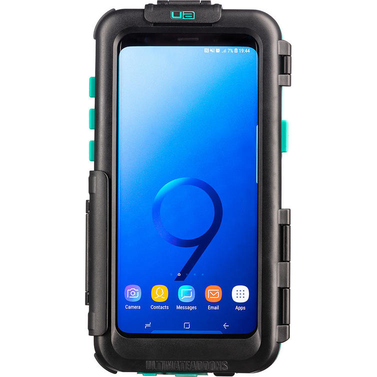 Ultimateaddons Waterproof Tough Mount Case for Samsung Galaxy S9+