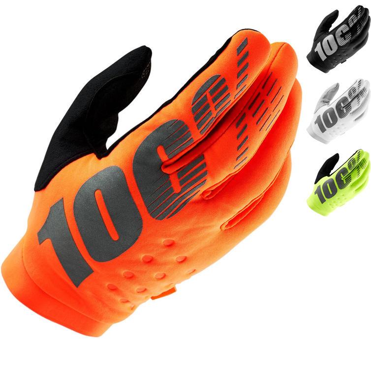 100% Brisker Motocross Gloves