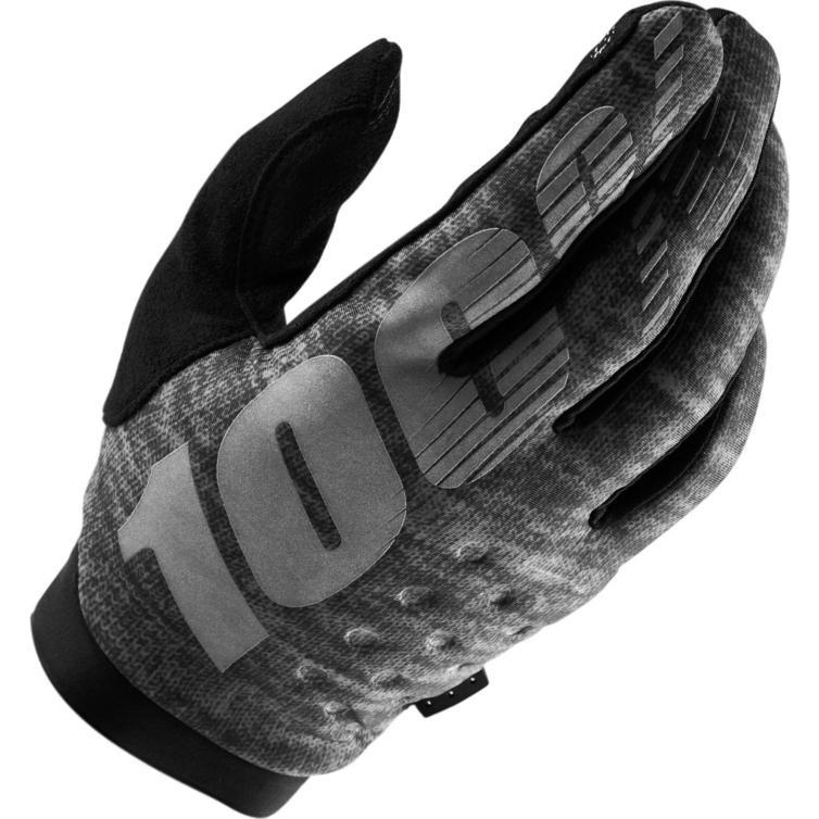 100% Brisker Cold Weather Motocross Gloves