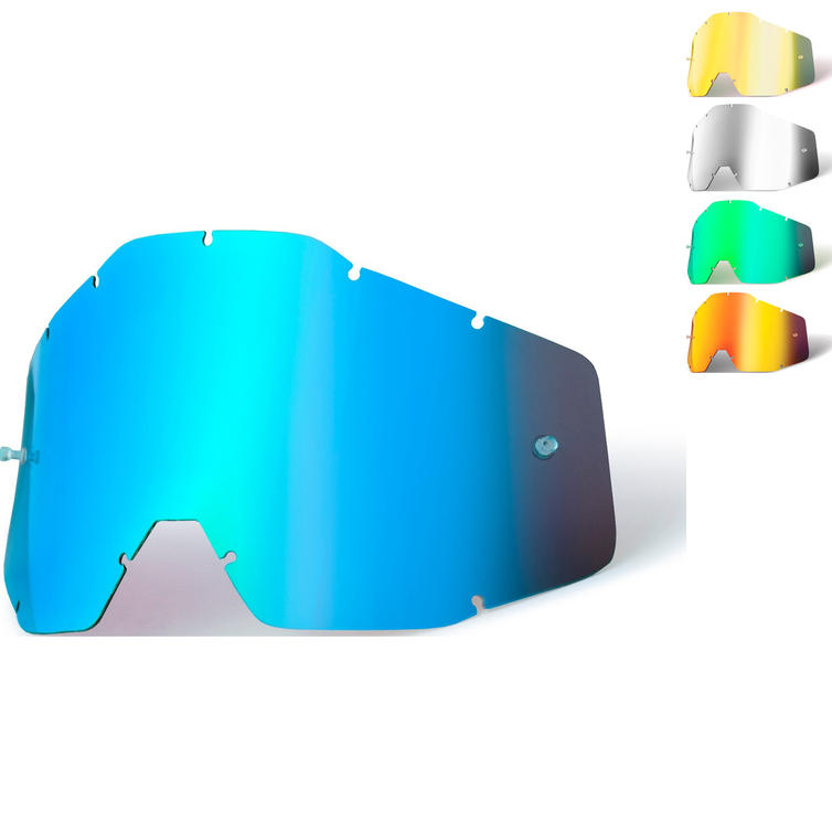 100% Accuri/Strata Youth Goggle Lens Mirror