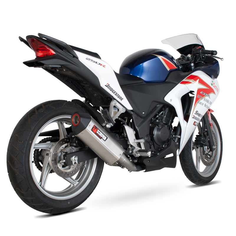 Honda Cbr250r Modifications Parts
