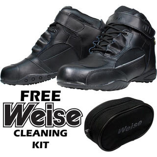 Weise Urban Short Motorcycle Boots
