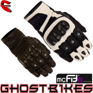 View Item Weise Aztec Short Motorcycle Gloves