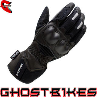 View Item Weise Manx All Season Motorcycle Gloves