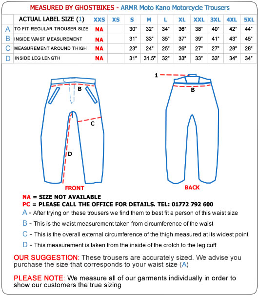 http://images.esellerpro.com/2189/I/58/Armr-Moto-Kano-Motorcycle-Trousers-Size-Guide.jpg