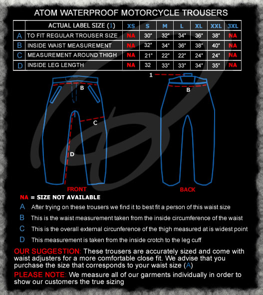 http://images.esellerpro.com/2189/I/58/Black-Atom-Motorcycle-Trousers-Size-Guide.jpg