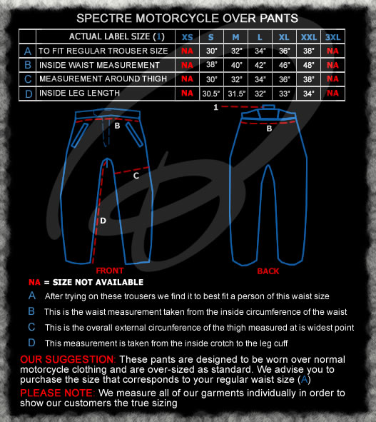 http://images.esellerpro.com/2189/I/58/Black-Sprectre-Motorcycle-Trousers-Size-Guide-01.jpg