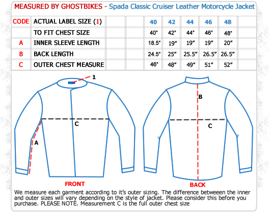 http://images.esellerpro.com/2189/I/58/Spada-Classic-Cruiser-Leather-Motorcycle-Jacket-Size-Guide.jpg